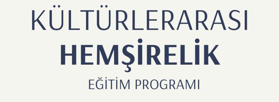 Kültürlerarası Hemşirelik Eğitim Programı