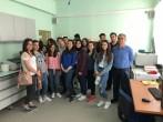 Bandırma Akşemsettin Mesleki ve Teknik Anadolu Lisesi Yüksekokulumuzu Ziyaret Etti