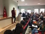 Yüksekokulumuz Öğrencilerine İş Yaşamına Hazırlık Eğitimi Verildi