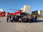 Acil Sağlık Hizmetleri Kapsamında 112 Komuta Kontrol Merkezine Gezi Düzenlendi