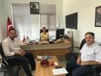 Kızılay Güney Marmara Bölge Kan Merkezi2nden Yüksekokulumuza Ziyaret