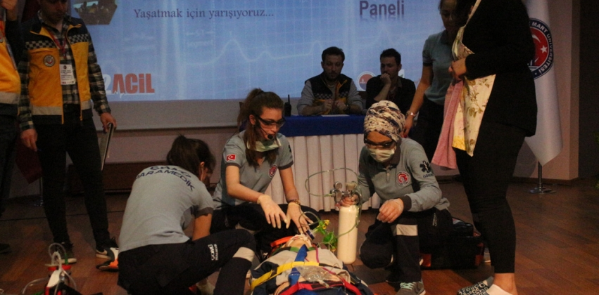 5. Hastane Öncesi Acil Sağlık Hizmetleri Paneli ve Medi-Ralli Yarışı