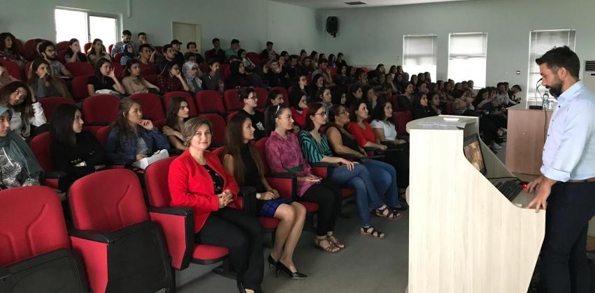 1. Sınıf Öğrencilerimize Oryantasyon Eğitimi Verildi