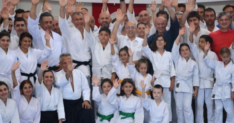 Aikido Yaz Kampı ÇOMÜ Evsahipliğinde Gerçekleşti
