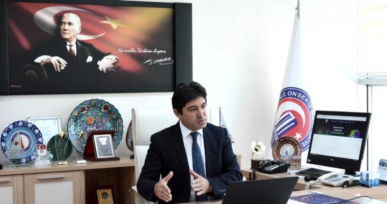 Dekan Prof. Dr. Hürmüz KOÇ'un Yeni Yıl Mesajı