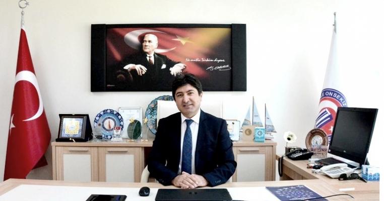 Dekanımız Prof. Dr. Hürmüz KOÇ'un 2020 -2021 Eğitim -Öğretim Yılı Mesajı