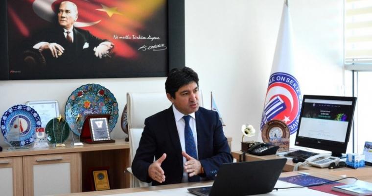 Dekanımız Prof. Dr. Hürmüz Koç'un yeni Yıl Mesajı