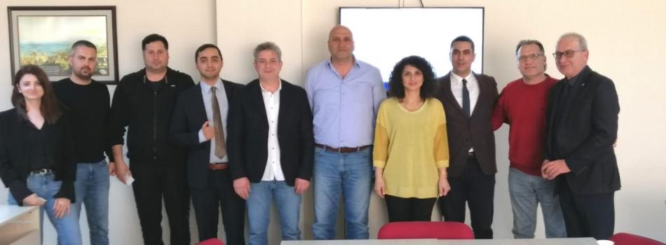 Spor Bilimleri ve Sporcu Sağlığı Uygulama ve Araştırma Merkezi öncülüğünde Laboratuvar cihazlarına yönelik bilgilendirme toplantısı