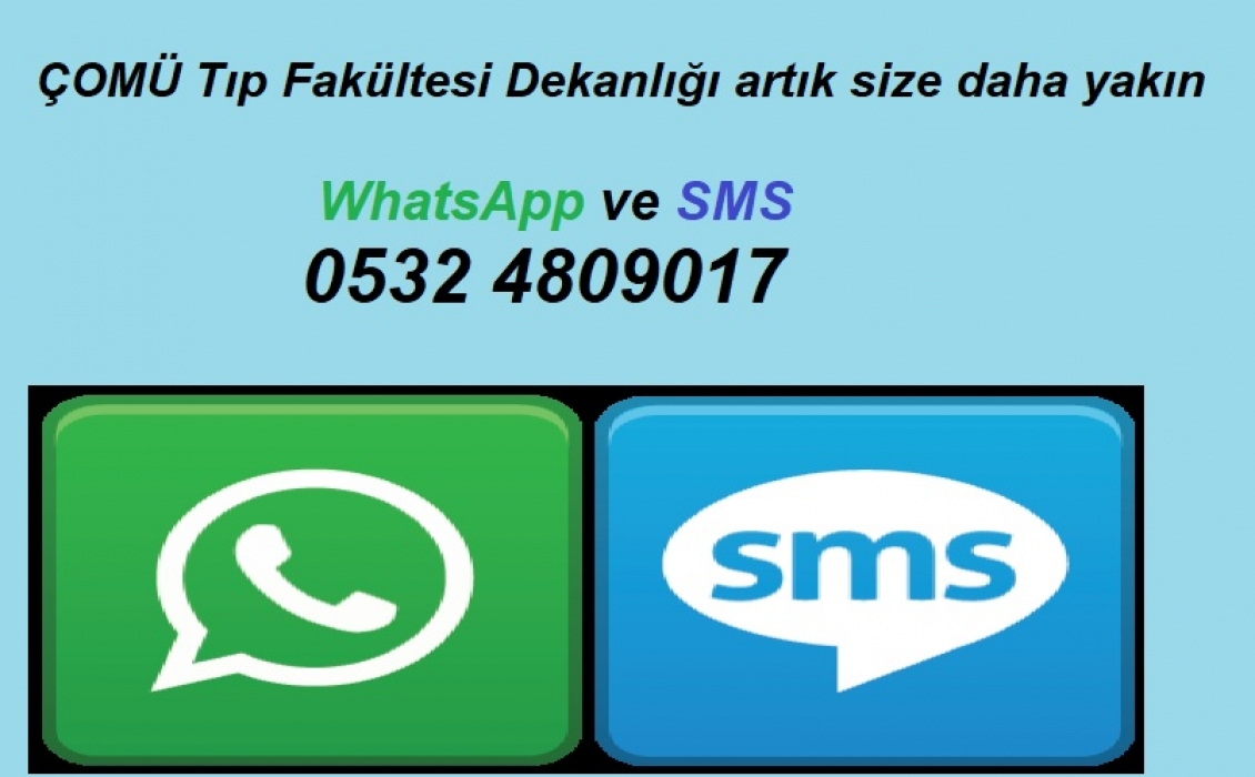 comu-tip-fakultesi-whatsapp-ve-sms-hatti