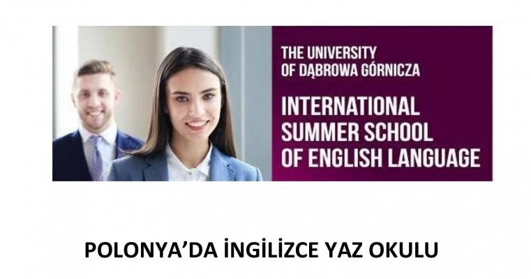 Polonya'da İngilizce Yaz Okulu