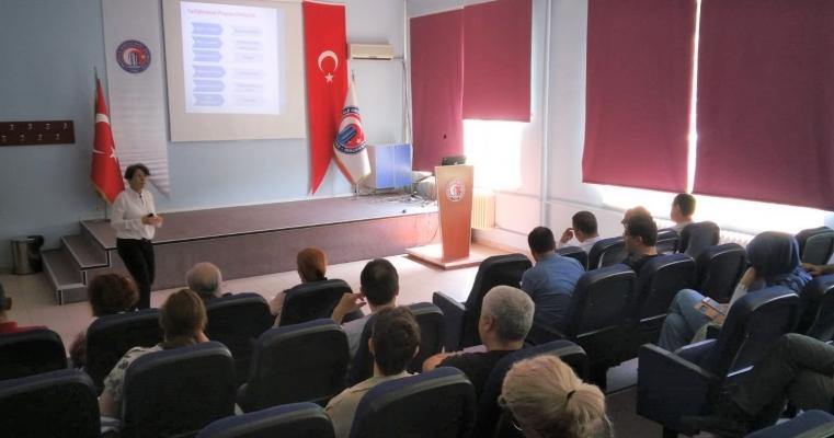 Eğitim ve Akreditasyon Komisyon Toplantıları gerçekleştirildi