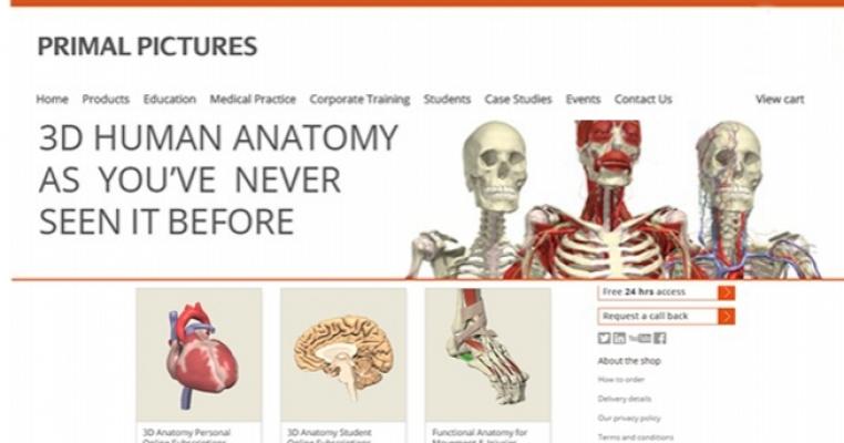 Tıp Alanında Yüzlerce 3D Video ve Görüntü İçeriğiyle Ovid Veritabanları Başta Olmak Üzere Birçok Disipline Ait Veritabanları Deneme Kullanımı ile Hizm