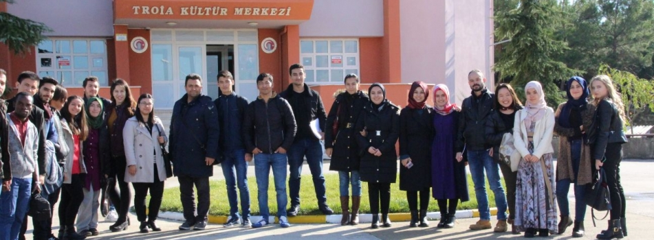"""ÇOMÜ TÖMER Öğrencileri """"2017 Türk Dili Yılı"""" Etkinliğinde"""
