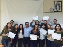 Öğrencilerimizin Amadeus Sertifika Sınavı Başarısı