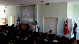 Turizm Fakültesi 2016-2017 Eğitim Öğretim Yılı Oryantasyon Programı Düzenlendi