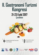 II. Gastronomi Turizmi Kongresi