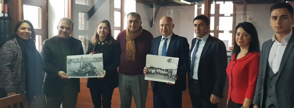 Russotrudnichestvo Türkiye Temsilciliğinin Araştırma Merkezi TURUSIA'ya Ziyareti, 2018