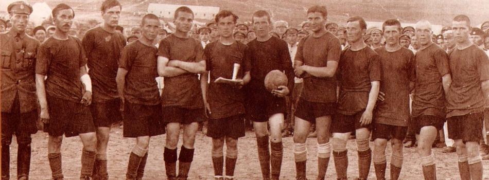 Beyaz Ruslar'ın Futbol Takımı: Geliboluspor-1921