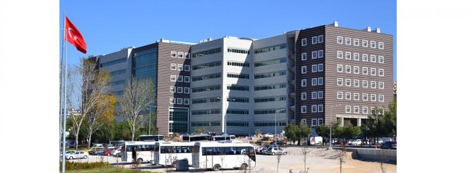 Tıp Fakültesi Hastanesi ( İnşaatı Devam Ediyor )