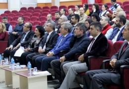 2015-2016 Güz dönemi Akademik Genel Kurul toplantısı gerçekleştirildi