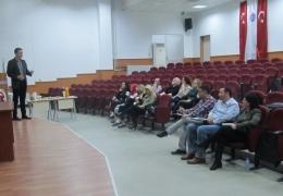YADYO Akreditasyon bilgilendirme toplantısı yapıldı.