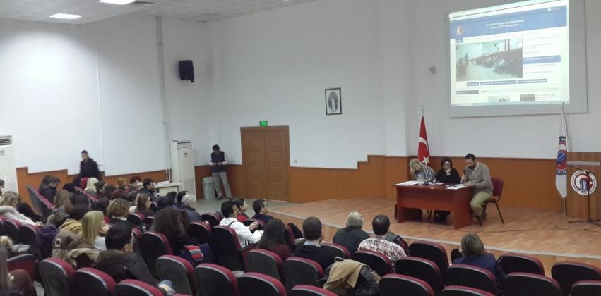 2016-2017 Akademik Yılı Güz Dönemi Akademik Genel Kurul toplantısı yapıldı