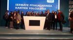 """YENİCE MYO """"FİNANS-BANKACILIK VE SİGORTACILIK BÖLÜMÜ"""" ÖĞRENCİLERİ BORSA İSTANBUL'DA"""
