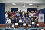 """Yenice MYO Ormancılık Bölümü Öğrencilerinin """"AKBO"""" Kursu Sertifika Töreni"""