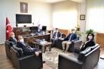 Yenice İlçe Kaymakamı Sayın Musa GÖKTAŞ Yenice Meslek Yüksekokulunu Ziyaret Etti
