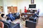Yenice Belediye Başkanı Sayın Veysel ACAR Yenice Meslek Yüksekokulunu Ziyaret Etti