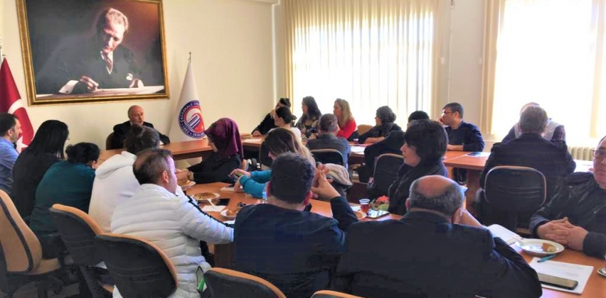 2019-2020 Eğitim-Öğretim Dönemi Bahar Yarıyılı Akademik Toplantı