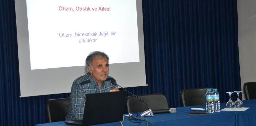 """""""ENGELLİLER VE YAŞAM"""" KONULU SEMİNER"""