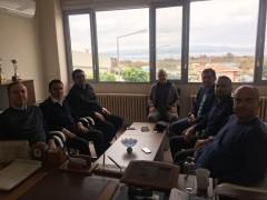 Ziraat Fakültesi'nden Lâpseki Meslek Yüksekokulu ile Gelibolu 'Antika Traktör Müzesi'ne Ziyaret