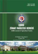 ÇOMÜ Ziraat Fakültesi Dergisi TR Dizin ve Index Copernicus Veri Tabanlarında Taranmaya Başlandı