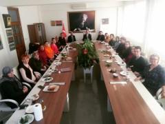 Ziraat Fakültesi'nde İdari Personel Toplantısı Yapıldı