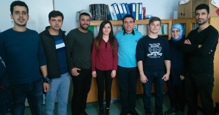 Bitki Koruma ve Tarla Bitkileri Bölümü Öğrencilerine TÜBİTAK 2209A Proje Desteği