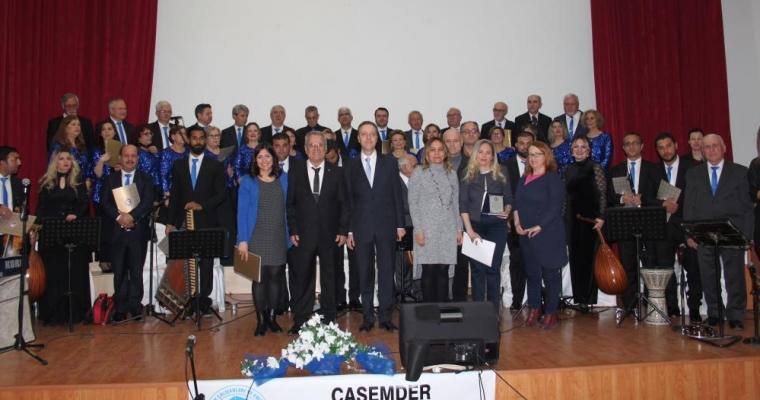 Ziraat Fakültesi Amfisi'nde 'Türk Sanat Müziği Konseri'
