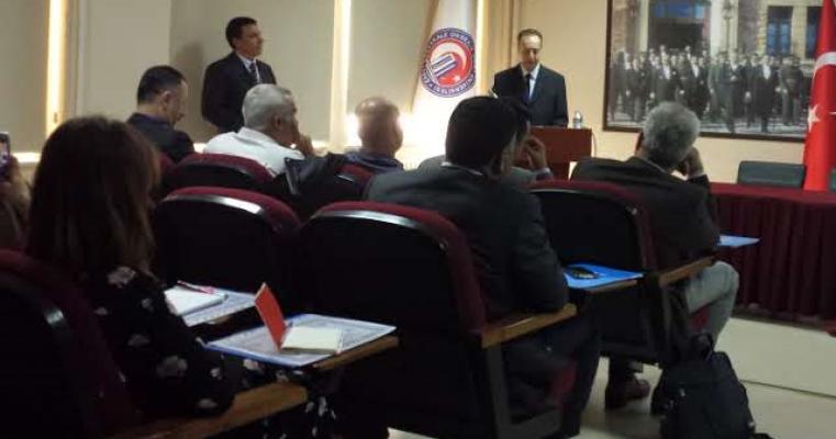 Ziraat Fakültesi'nde TÜBİTAK Proje Çalıştayı Düzenlendi