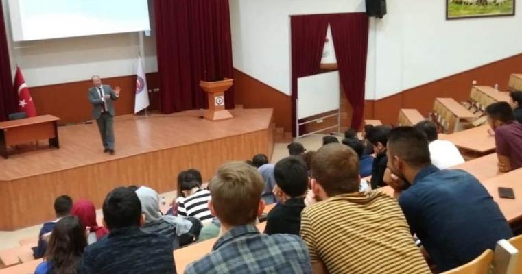 Ziraat Fakültesi'nde Oryantasyon Programı Düzenlendi