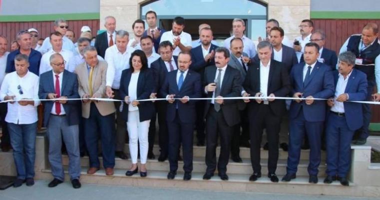 Dekan Prof. Dr. Murat YILDIRIM İÇDAŞ Tohum Bankası Açılışına Katıldı