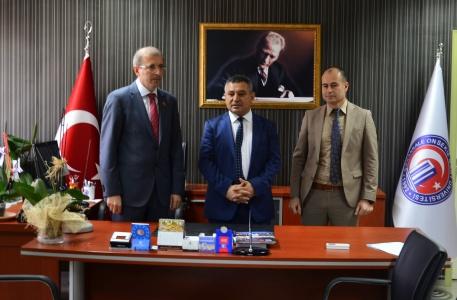 Biga İİBF'de Devir Teslim Töreni Gerçekleştirildi