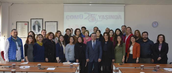 Sağlık Yüksekokulu Akademik Genel Kurul Toplantısı Yapıldı