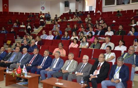 3. Uluslararası Katılımlı Bitki Fizyolojisi Sempozyumu Açılış Töreni Gerçekleştirildi