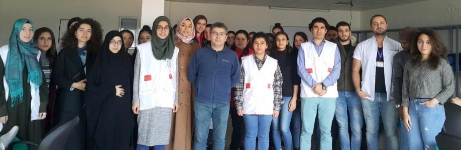 ÇOMÜ AID Öğrenci Topluluğu Tarafından İlk Yardım Eğitimi Programı Düzenlendi