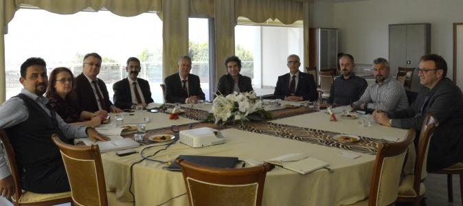 Kamu-Üniversite-Sanayi İşbirliği'nin Üçüncü Toplantısı Gerçekleşti