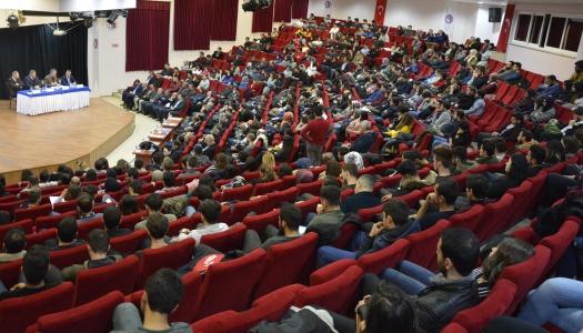 Rumeli Fatihi Gazi Süleyman Paşa Paneli Gerçekleştirildi