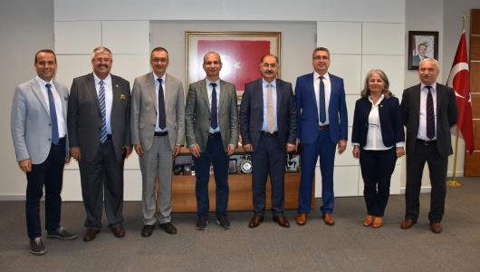 Trakya Üniversiteler Birliği (TÜB) 13. Alt Kurul Toplantısı Tekirdağ'da Gerçekleştirildi