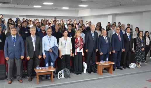 4. Uluslararası Yükseköğretim Çalışmaları Konferansı, ÇOMÜ Evsahipliğinde Gerçekleştirildi