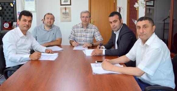 ÇOMÜ Dardanos Yerleşkesi Personeli İle TOLEYİS Arasında Toplu İş Sözleşmesi İmzalandı