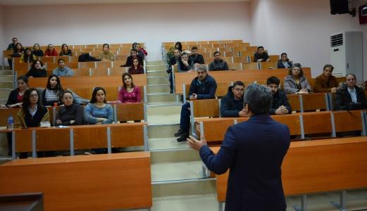 ÇOMÜ Personeline Yönelik Hizmet İçi Eğitim Programı Düzenlendi